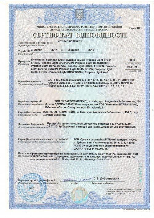 Ліцензії