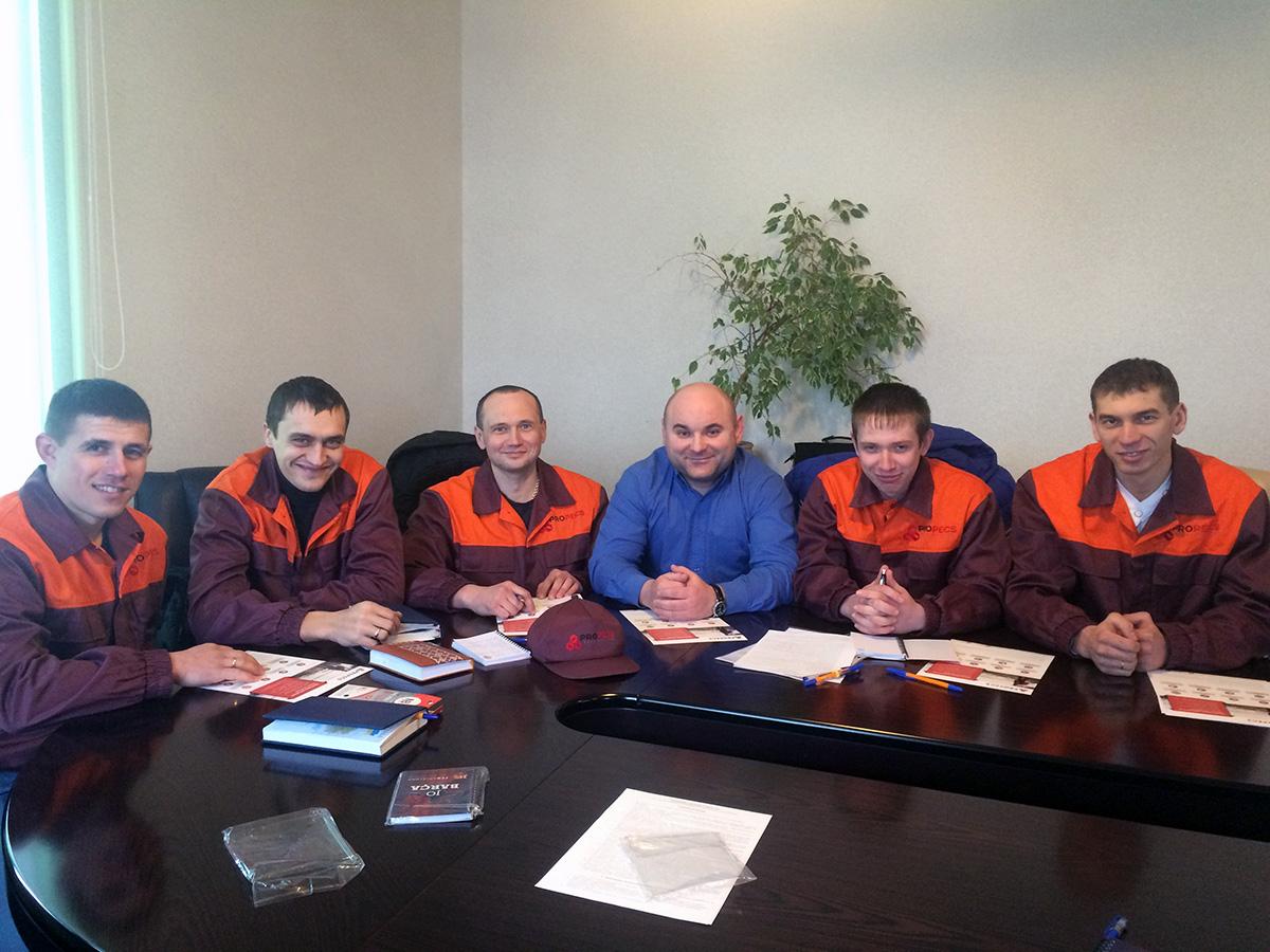 Відкриття представництва в Східному регіоні України