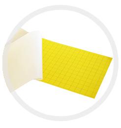 Липка продукція липкий екран для ламп