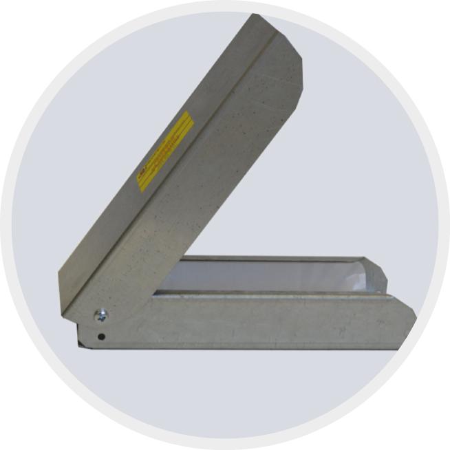 живопастка PO-1 для мишей та пацюків дератизаційне обладнання