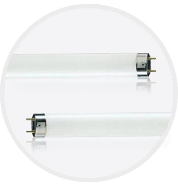 Люмінесцентна лампа 18 Вт (20 Вт)