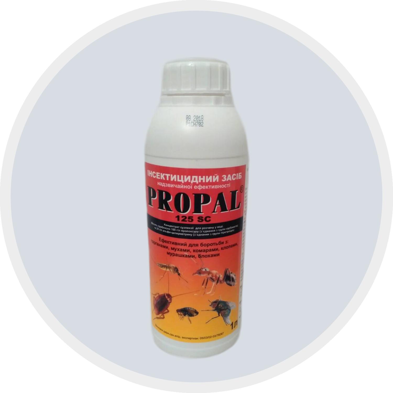 інсектицидний засіб Пропал для знищення комах