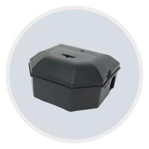 Механічна пастка для мишей Snap Box 2в1