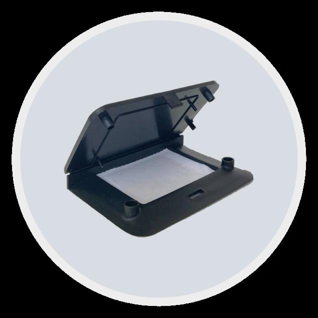 Пастка для комах Eradi monitor station Black